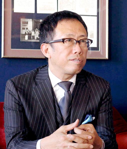Kenichi Ohashi
